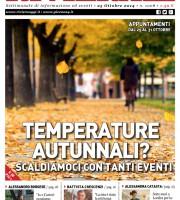 Copertina Riviera Oggi settimanale, edizione 25 ottobre