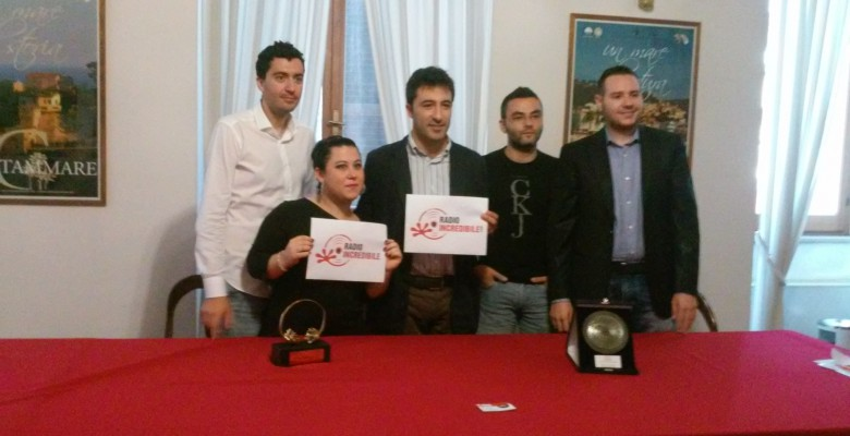 L'Assessore Lorenzo Rossi e l'Associazione Radio Incredibile