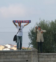 Civitanovese-Samb 3-3, tifosi