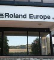 La sede della Roland