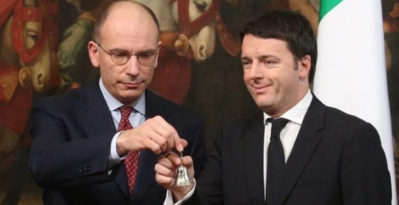 Letta e Renzi (fonte vanityfair)