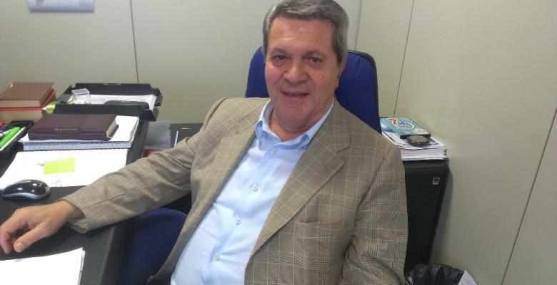 L'imprenditore Antonio Forlì
