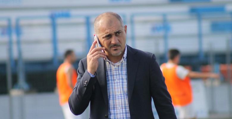 Sebastiano Vecchiola Direttore sportivo del Grottammare calcio