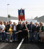 Inaugurazione sottopasso di zona San Giovanni