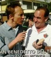 Cristiano Militello a San Benedetto