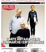Copertina Riviera Oggi settimanale, edizione 22 ottobre