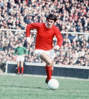 George Best ai tempi del Manchester United
