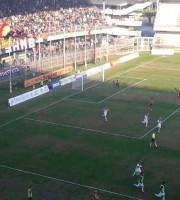 Gol di Di Paola, illusorio 2-1, stadio in tripudio contro il Campobasso