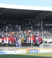 Samb-Fermana 4-0, la Nord