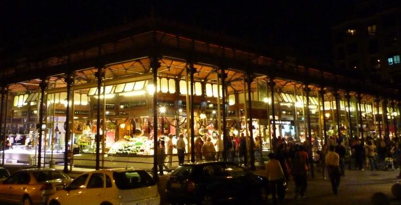 Il Mercato di San Miguel a Madrid