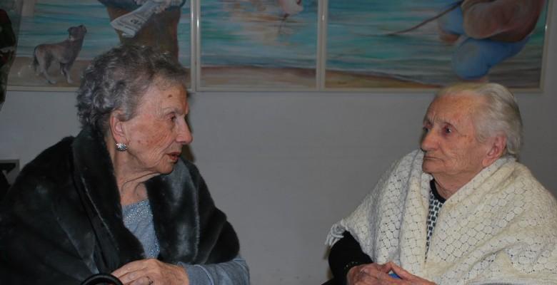 Lucia Carmina Forte e Malvina Bucci