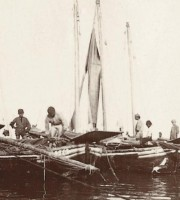 Marineria sambenedettese, foto storica