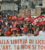 I sindacati fanno litigare il Pd (foto da Panorama.it)