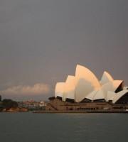 Una veduta di Sydney