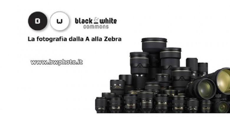 Black & White Commons, fotografia dalla A alla Zebra