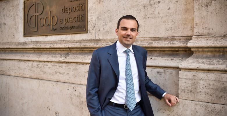 Andrea Novelli, foto CDP-IMAGOECONOMICA