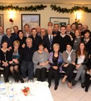 Foto di gruppo della serata di Marcello Vagnoni