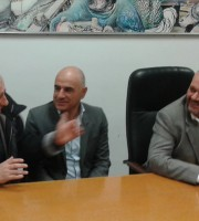 Moneti, l'avvocato Ascani e il sindaco