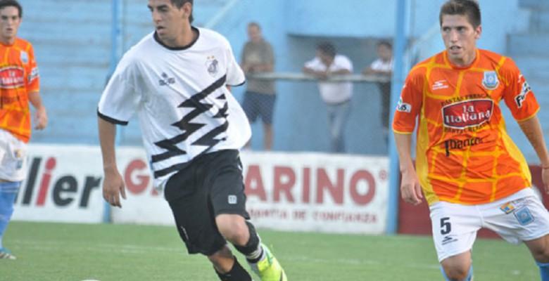 Rodrigo Tuninetti in azione