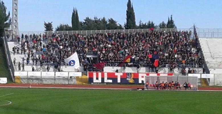 Tifosi Samb a Macerata