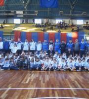 Una delle passate edizioni della Festa dello Sport e dell'amicizia