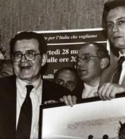 Perazzoli con Prodi