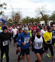 Maratonina dei Magi 2015 la partenza foto Fausto Chioini