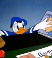 Paperino, storico cartone animato della Disney