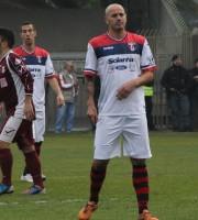 Samb-Agnonese, Tozzi Borsoi e, dietro, Carteri