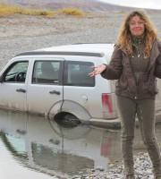 Una simpatica disavventura di Raffaella Milandri in Alaska