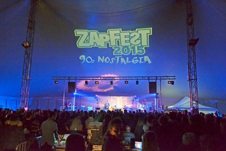 ZapFest 2015 90's Nostalgia