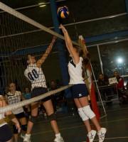 """Le ragazze dell'Athena Volley """"in azione"""""""