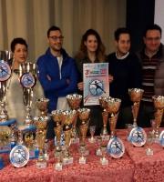 """Gli organizzatori del """"Trofeo San Giacomo"""""""
