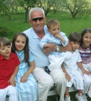 Ferruccio Zoboletti e nipoti