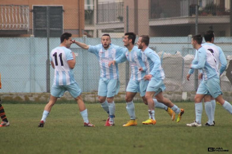 Foto tratta dal sito ufficiale del Grottammare calcio di Grottammare-Portorecanati 3-2
