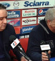 Manolo Bucci e Gianni Moneti