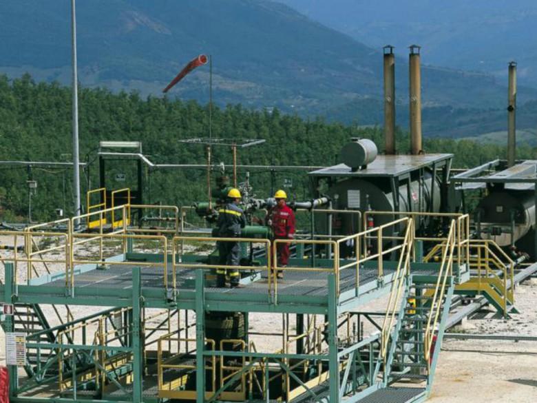 Pozzo per ricerca idrocarburi