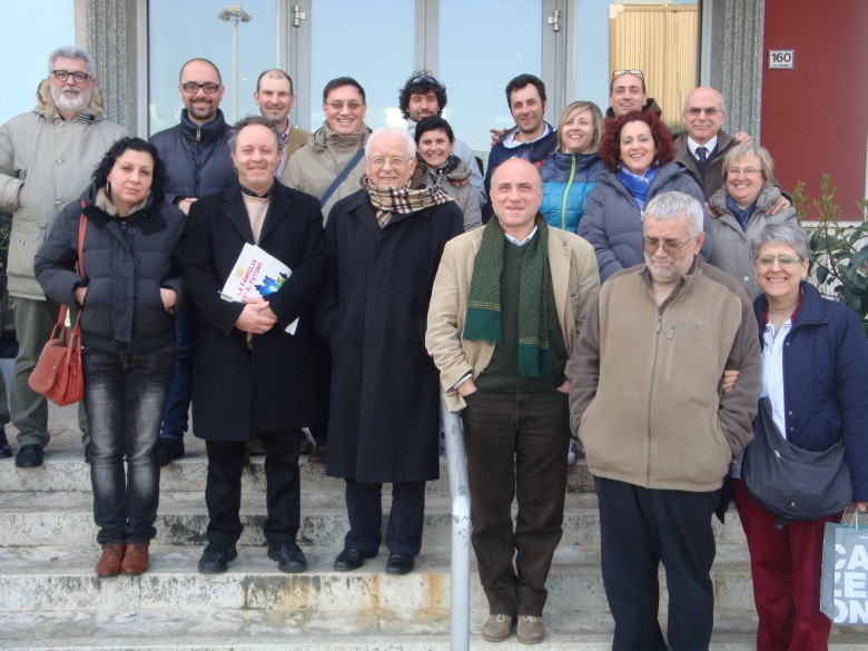 Presidente e coordinatori regionali Associazione Famiglie Numerose