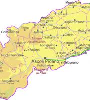 Il territorio piceno