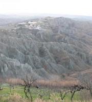 Valle di Bretta, luogo dove verrà realizzata la nuova discarica