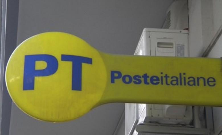 Un ufficio di Poste Italiane