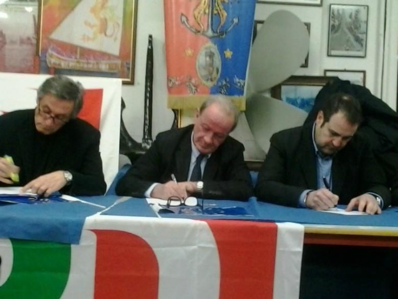Perazzoli, Marcolini, Urbinati