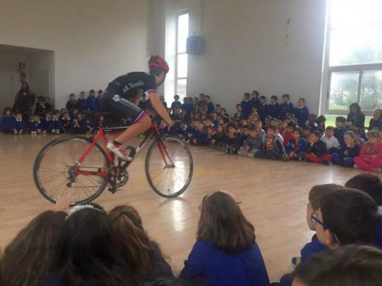 Ciclismo nelle scuole