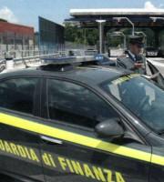 Guardia di Finanza (foto rilasciata dalla Gdf)