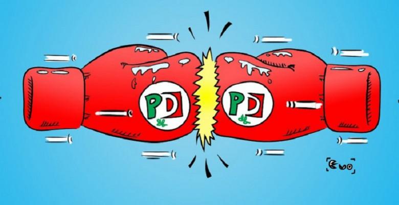 Pd vs Pd