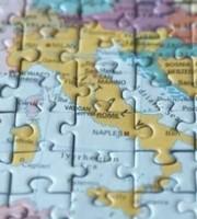 L'Italia in un puzzle, foto nextquotidiano