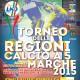 Locandina Torneo delle Regioni di Calcio a 5 2015