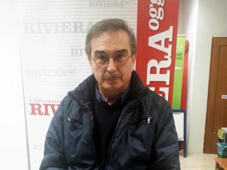 Luciano Pompili nella nostra redazione