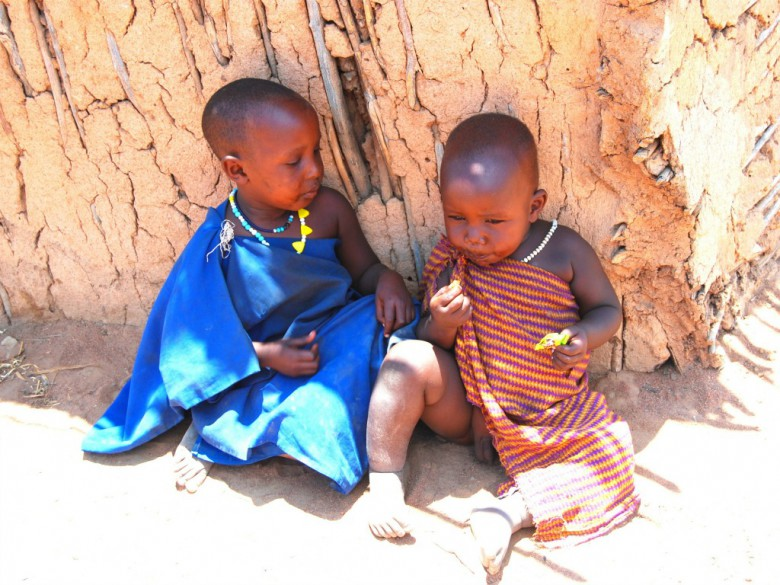 Raccolta fondi per i bimbi orfani del Kenya