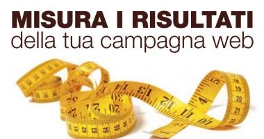Misura i risultati della tua campagna web